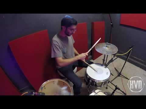 Cyrus Patel-Remo Sound Controlled Product Feature-High Velocity Drumming