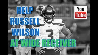Russell Wilson Needs Help From This 2019 Rookie Wide Receiver Class