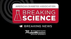 74th Scientific Sessions: Diabetes Distress v. Depression