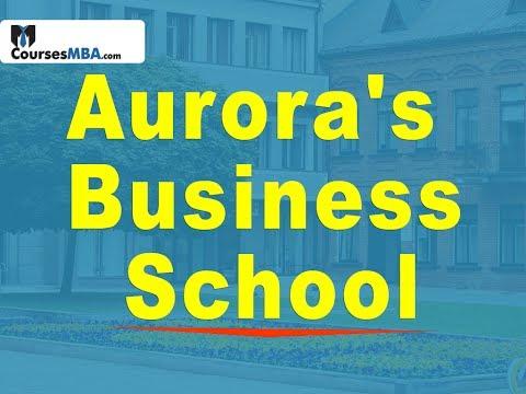 Aurora's Business School Hyderabad 2017