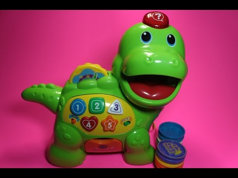 CHOMP & COUNT DINO. kids toys 2015