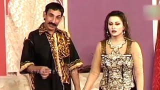 best of iftikhar thakur nargis deedar and naseem vicky pakistani stage drama full comedy funny cli