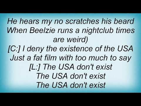 Solefald - The Usa Don't Exist Lyrics