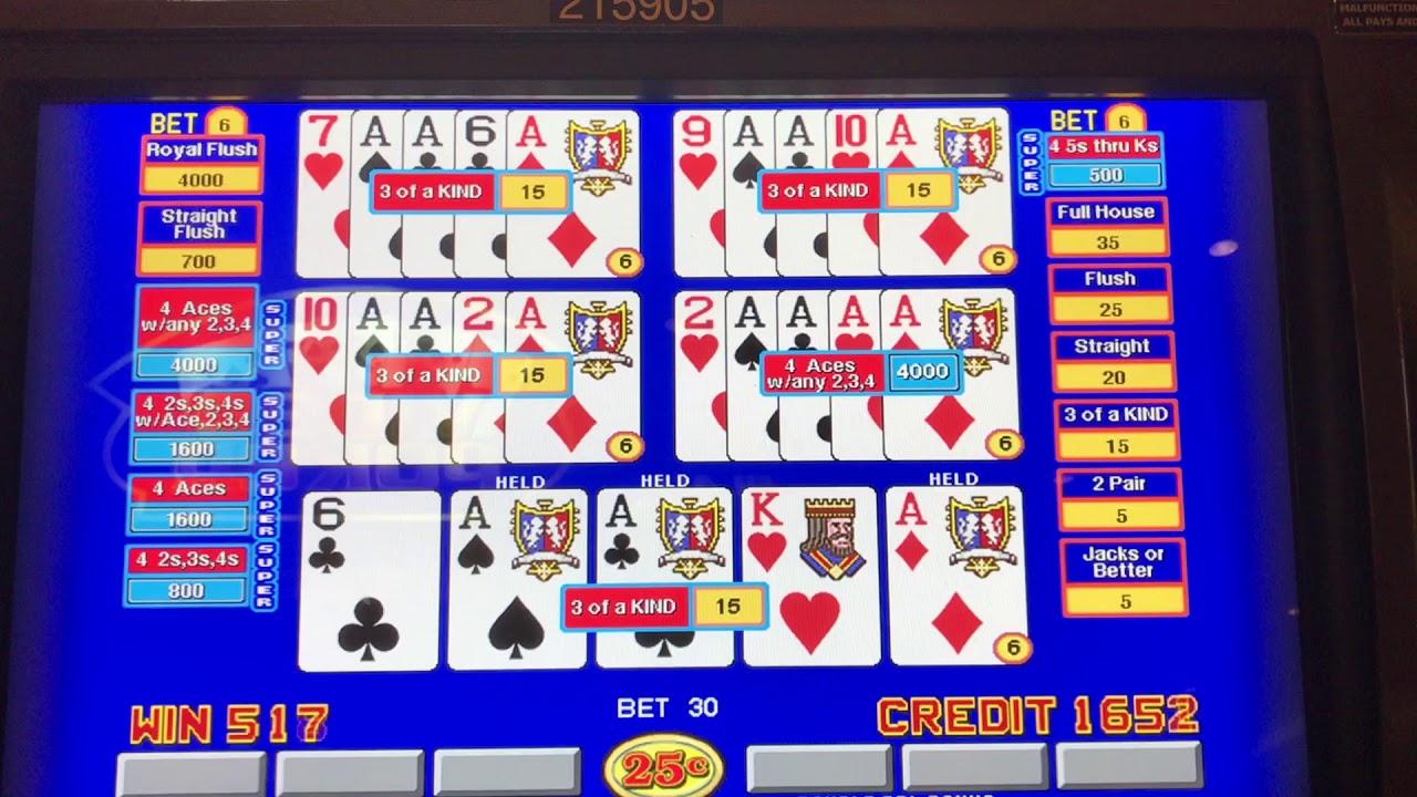 Free Double Double Video Poker