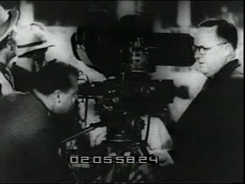 20th Century Fox 1935 tour with Darryl F. Zanuck