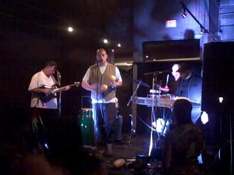 """Ray Olan & The Jazz Ole Band """" Sitting In The Park"""""""