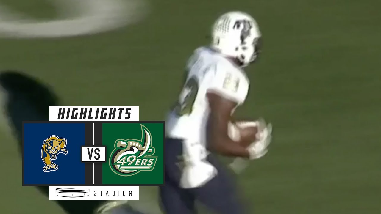 premium selection e25d9 c803c FIU vs. Charlotte Football Highlights (2018) | Stadium