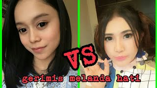 "GERIMIS MELANDA HATI ""LESTI VS VIA VALLEN (COVER)"
