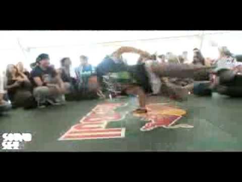 2010 Soundset B-Boy/DJ Tent