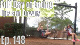 2,500 Calories Full Day of Eating | Ups and Downs | Workout | Vlog | Strength Bulk Ep. 148