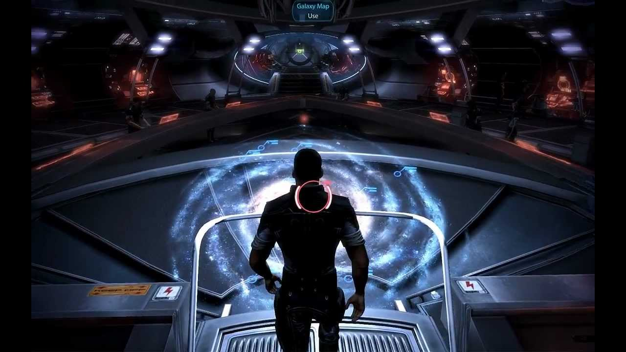what happens after mass effect 3