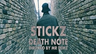 (150) Stickz | Death Note (Music Video) @StizzyStickz | @HBVTV