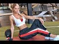 GIRLS WORKOUT IN GYM - BUILD YOURSELF - Female Fitness Motivation HD