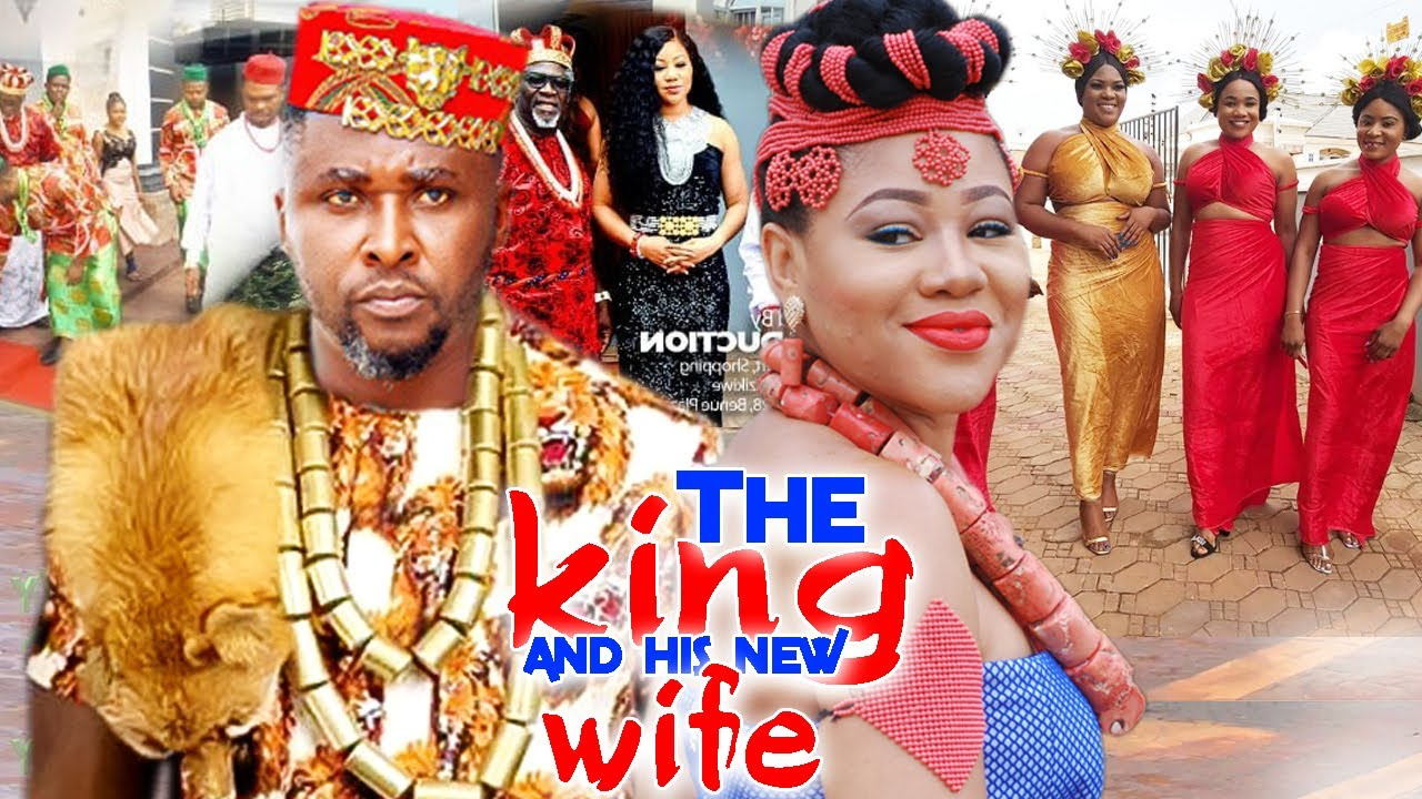Download THE KING & HIS NEW WIFE NEW MOVIE  SEASON 1&2 - CHINENYE UBAH & ONNY MICHAEL 2021 LATEST MOVIE