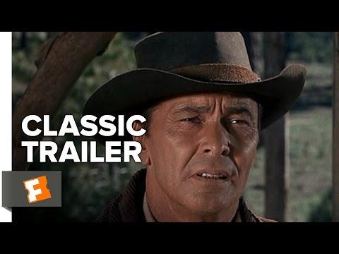 The Outriders (1950) Official Trailer - Joel McCrea, Arlene Dahl Movie HD