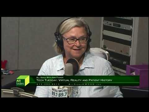 Tech Tuesday: Your Datas Worth, All Sides With Ann Fisher, WOSU Public Media