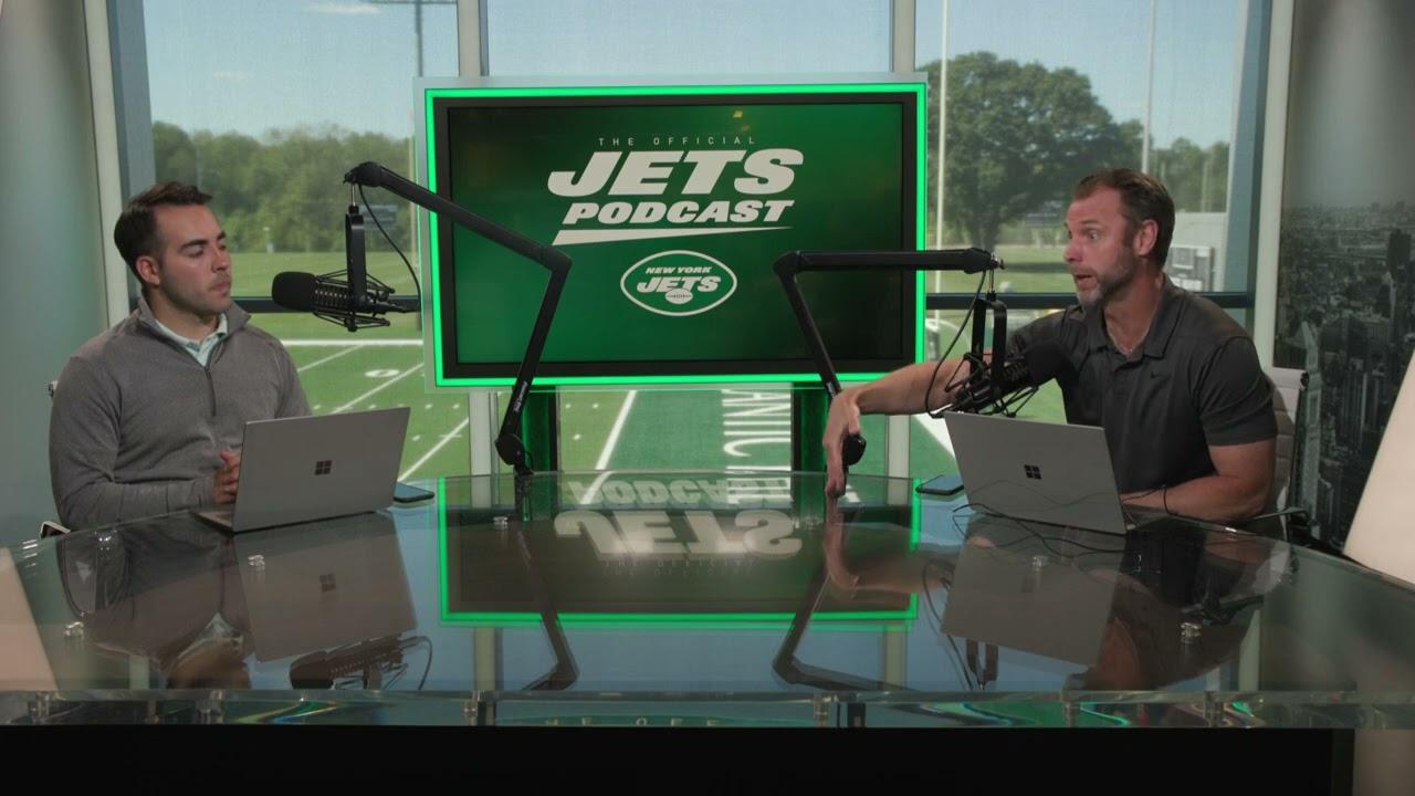 2021 Minicamp Recap | Jets Official Podcast | New York Jets | NFL