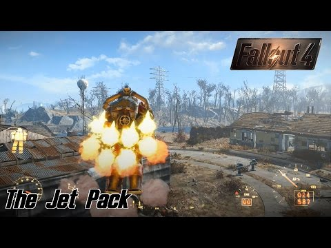 Fallout 4 (Ep.50) - The Jet Pack