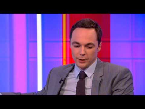 Jim Parsons Home BBC The One Show