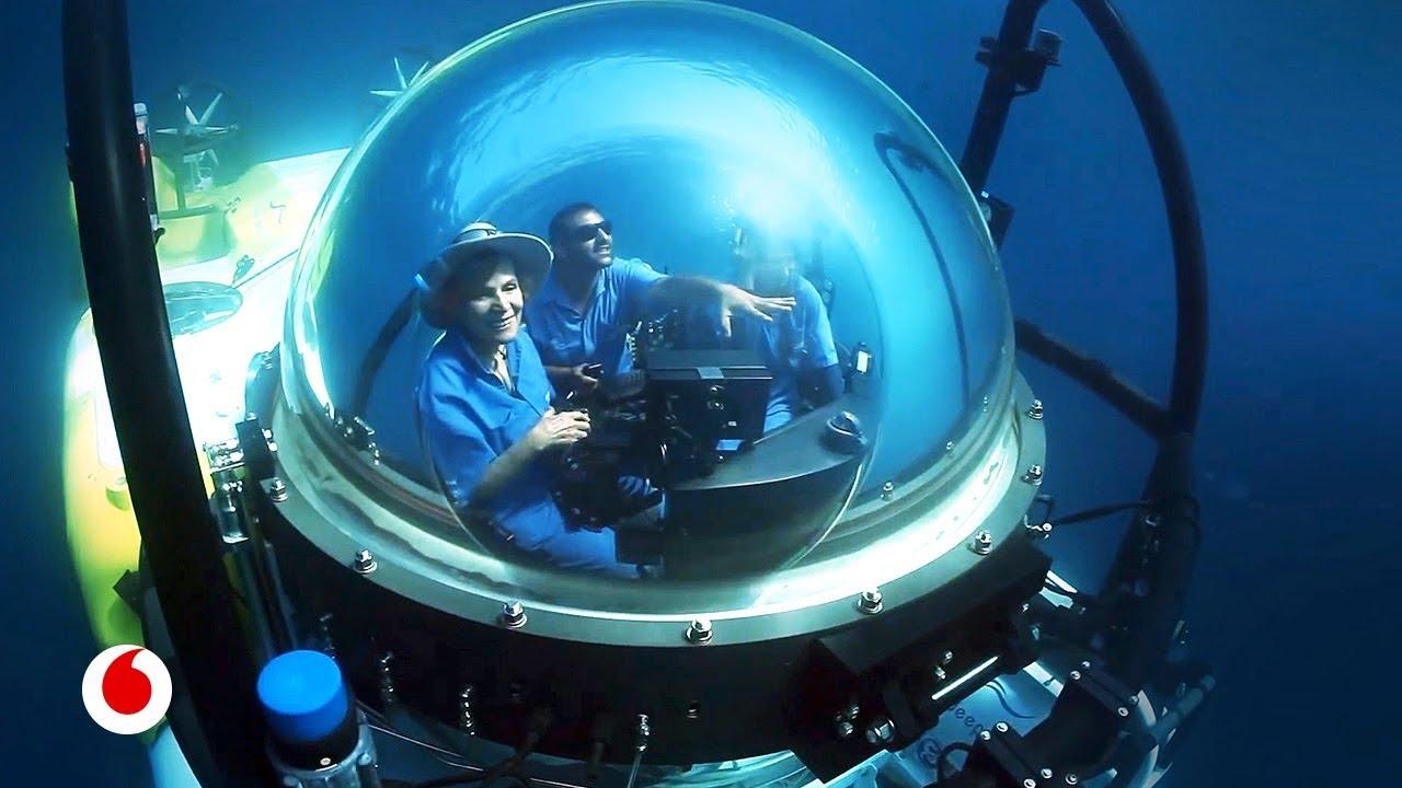 Sylvia Earle: siete mil horas bajo el agua para salvar nuestros océanos