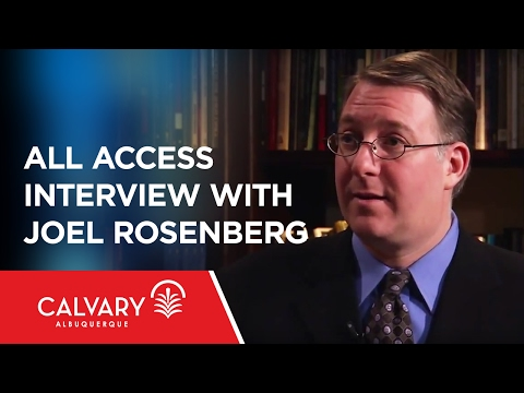 All Access Interview With Joel Rosenberg