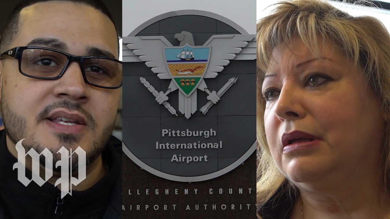 'Our morale is at an all-time low': Unpaid Pittsburgh TSA workers demand end to shutdown