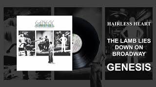 Genesis - Hairless Heart (Official Audio)