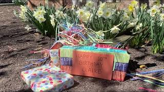 Happy Birthday Claire from Milford!