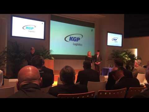 KGP Logistics at the Ericsson Strategic Supplier Summit