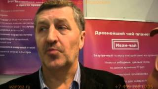Грачёв Александр Фёдорович об ИВАН-ЧАЕ, ноябрь 2015