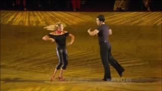Jose Decamps and Joanna Zacharewicz (2009 AR Show Dance)
