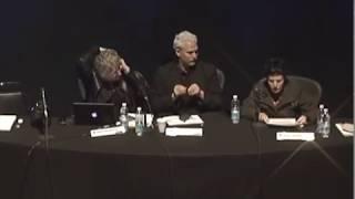 SITAC VIII   Puntos ciegos - ¿Es lo político aún equivalente a lo privado? Rosler y Gruner