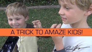 How to AMAZE KIDS with your Phone! Magic • Trick • Prank YOU CAN DO!