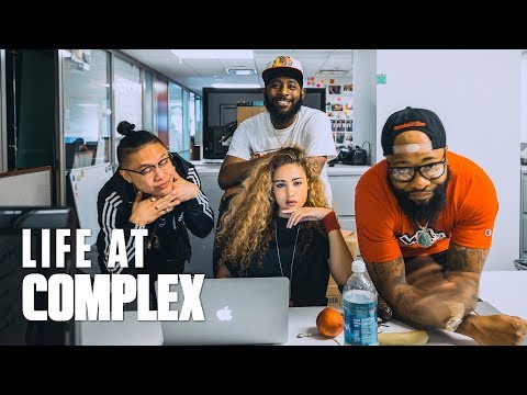 COMPLIMENTING THE SH*T OUTTA BEIJA VELEZ WITH THE WILD 'N OUT CAST! | #LIFEATCOMPLEX