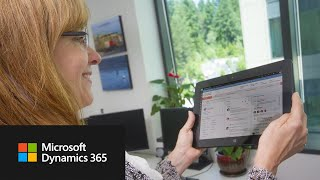 Foster customer relationships anywhere with Dynamics 365 on mobile