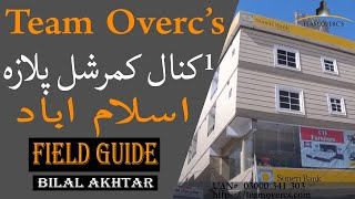 1 kanal Commercial plaza construction by Team Overc's in Islamabad