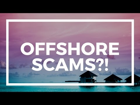 Offshore scams? A lesson from the Pyramids #TheNomadCode