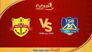 Futsal: Hoàng Thư Đà Nẵng - Thái Sơn Bắc