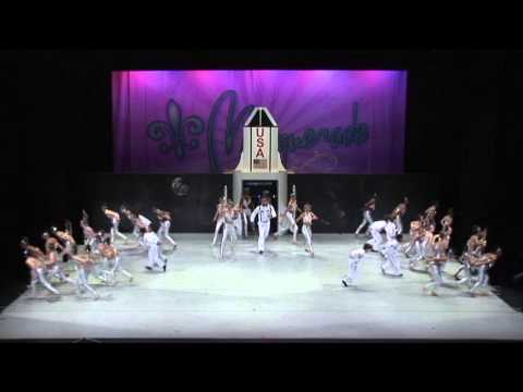 Space is the Place - Strictly Rhythm Dance Center Production