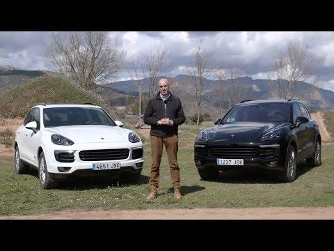 Ponemos a prueba los 262 CV del Porsche Cayenne Experience - Centímetros Cúbicos
