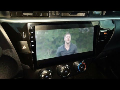 Android магнитола Toyota Corolla 2014-2016