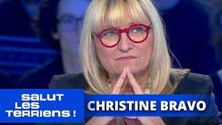 T'étais où ? : Christine Bravo - Salut les Terriens