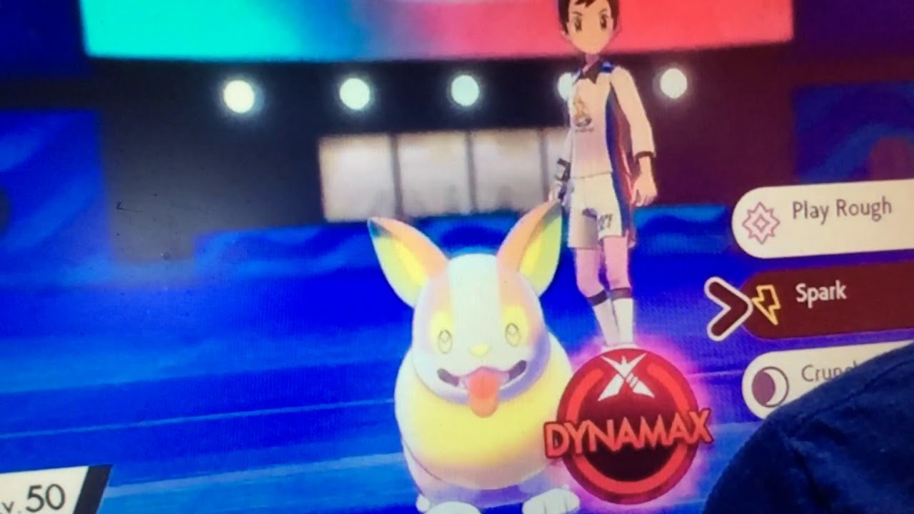 Pokemon Sword And Shield Yamper Revealed Youtube