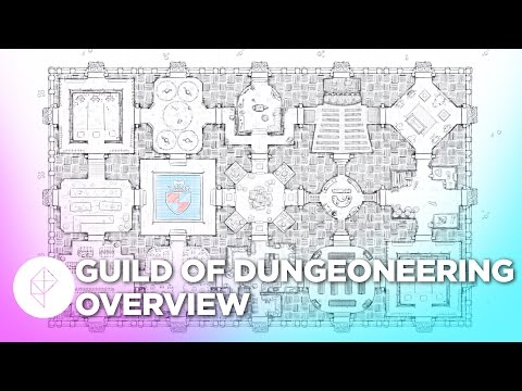 How Guild of Dungeoneering makes card-based combat a delight