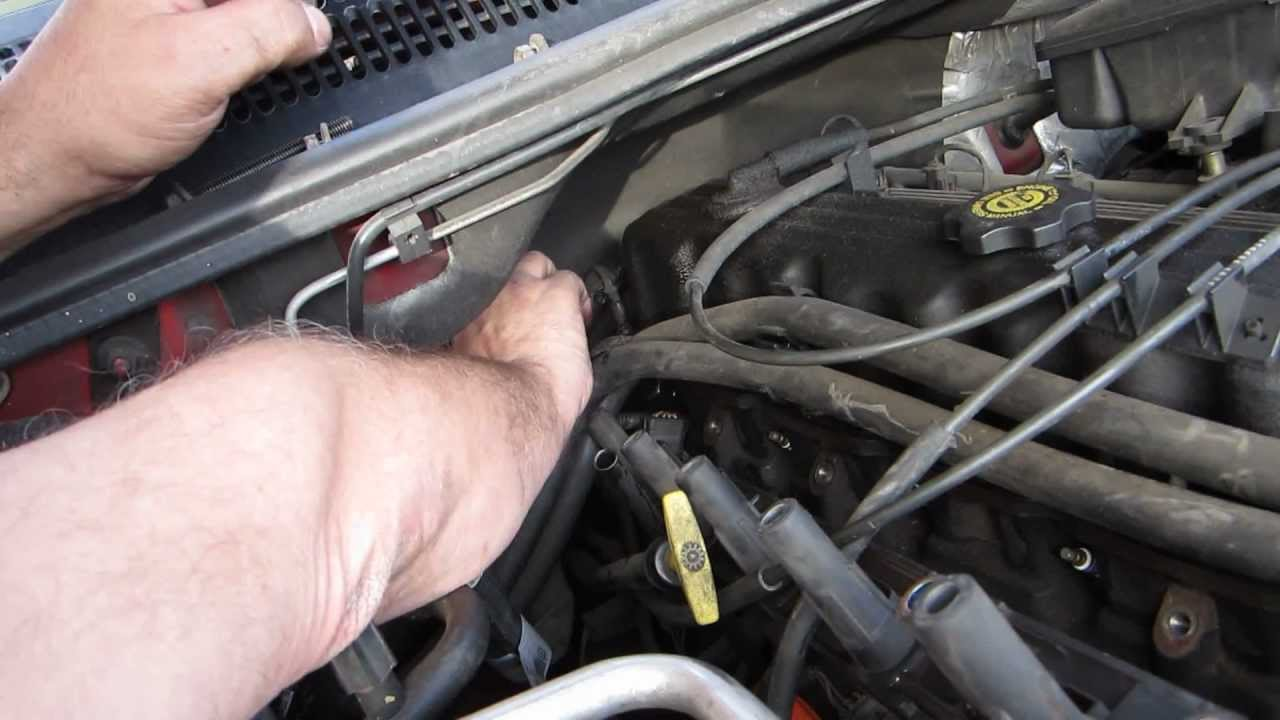 Diy Spark Plug Change Youtube