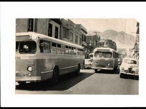 Buses antiguos de la E.T.C.E.