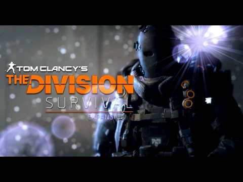 The Division - SURVIVAL Expansion  Soundtrack  Depth of Field Mix
