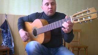 Уроки гитары.Красивая мелодия.Прелюдия-М.Каркасси