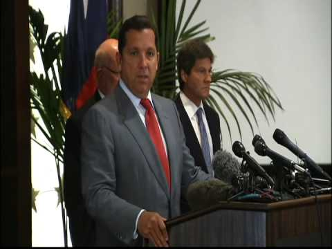Watch Rick Perry's attorneys speak in a full unedited press conference from Monday, August 18th.