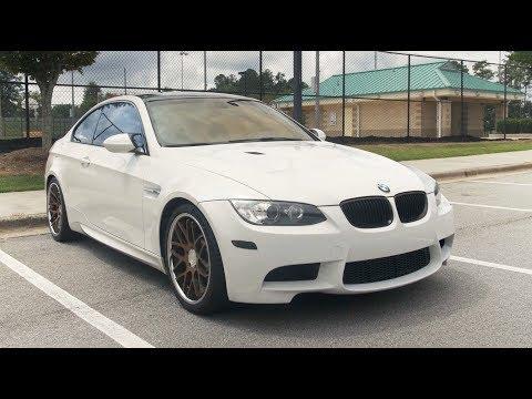 E92 BMW M3 Review! - The Only V8 BMW M3 Ever Made!